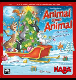 Haba Animal Upon Animal - Christmas Edition