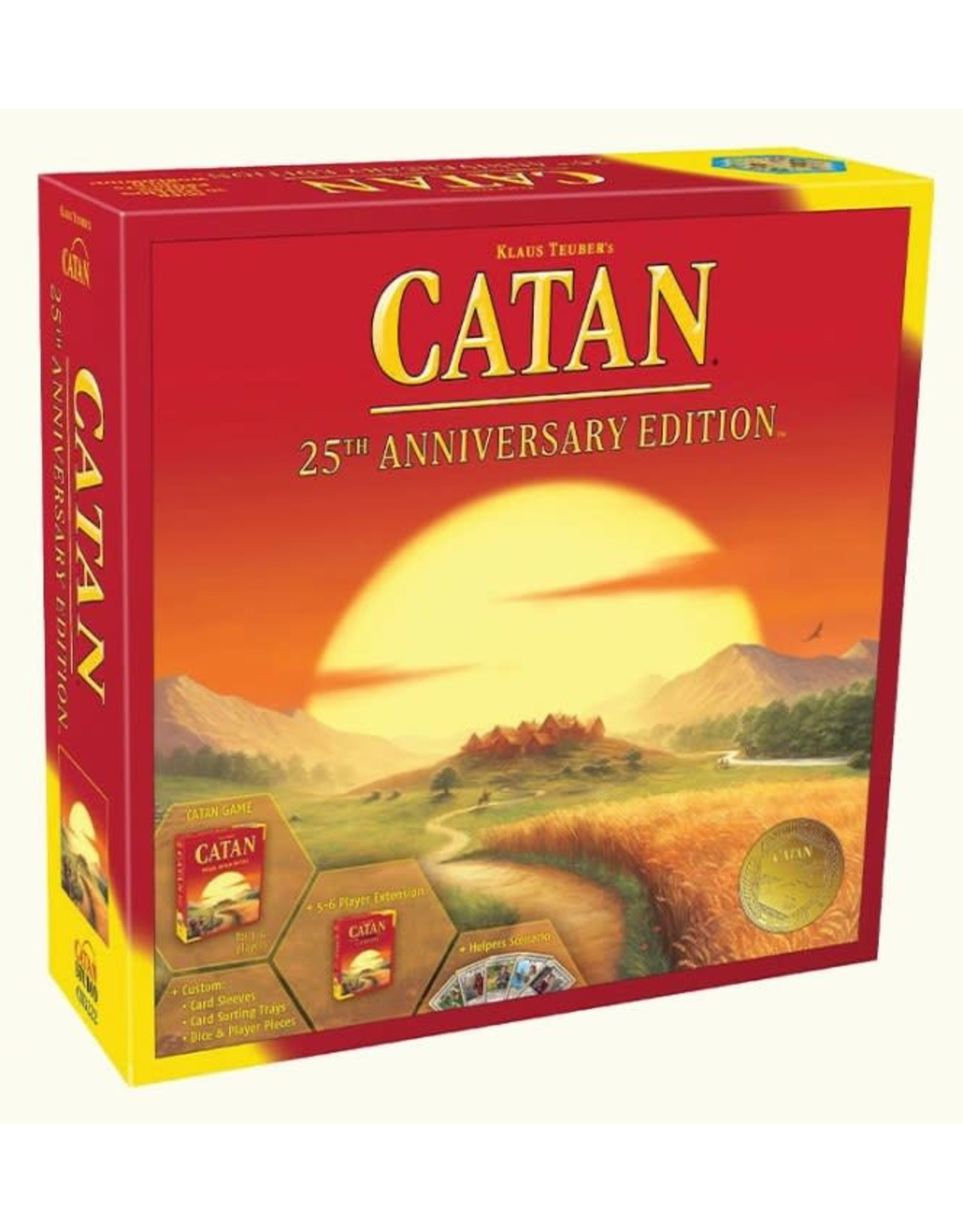 Catan Catan - 25th Anniversary Editon