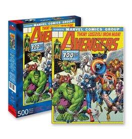 Marvel Avengers Cover 500 pc