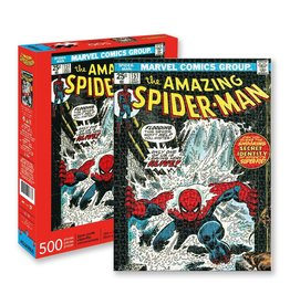 Marvel Spider-Man Cover 500 pc