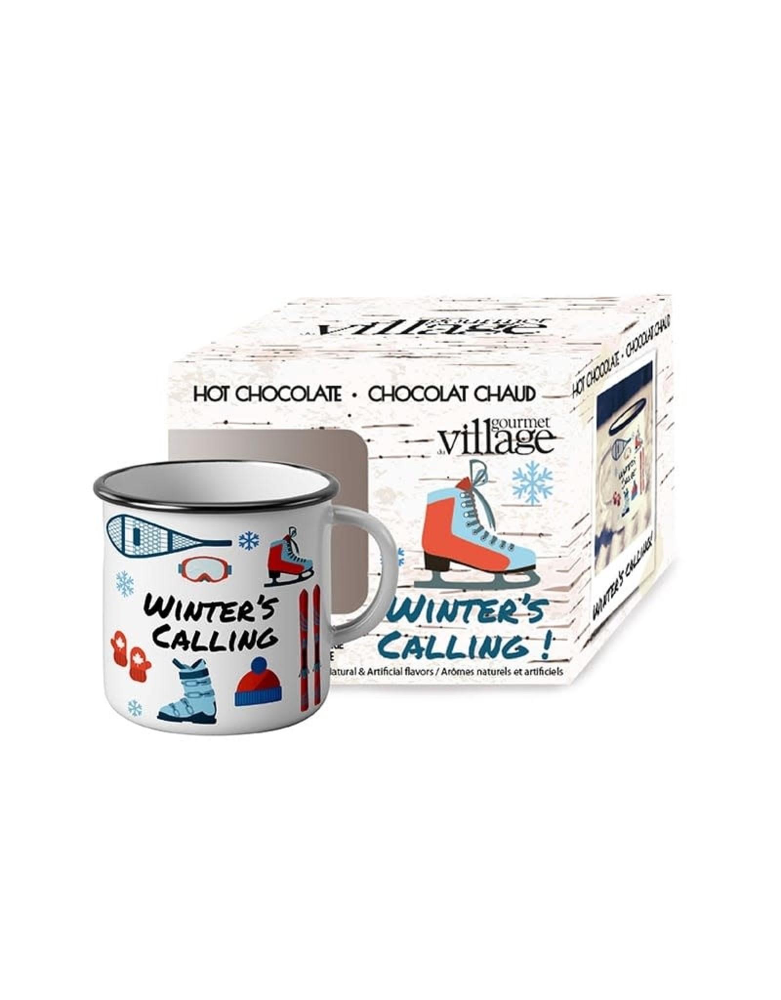 Gourmet Village Winter's Calling! Mug Kit