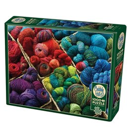 Cobble Hill Plenty of Yarn 1000 pc