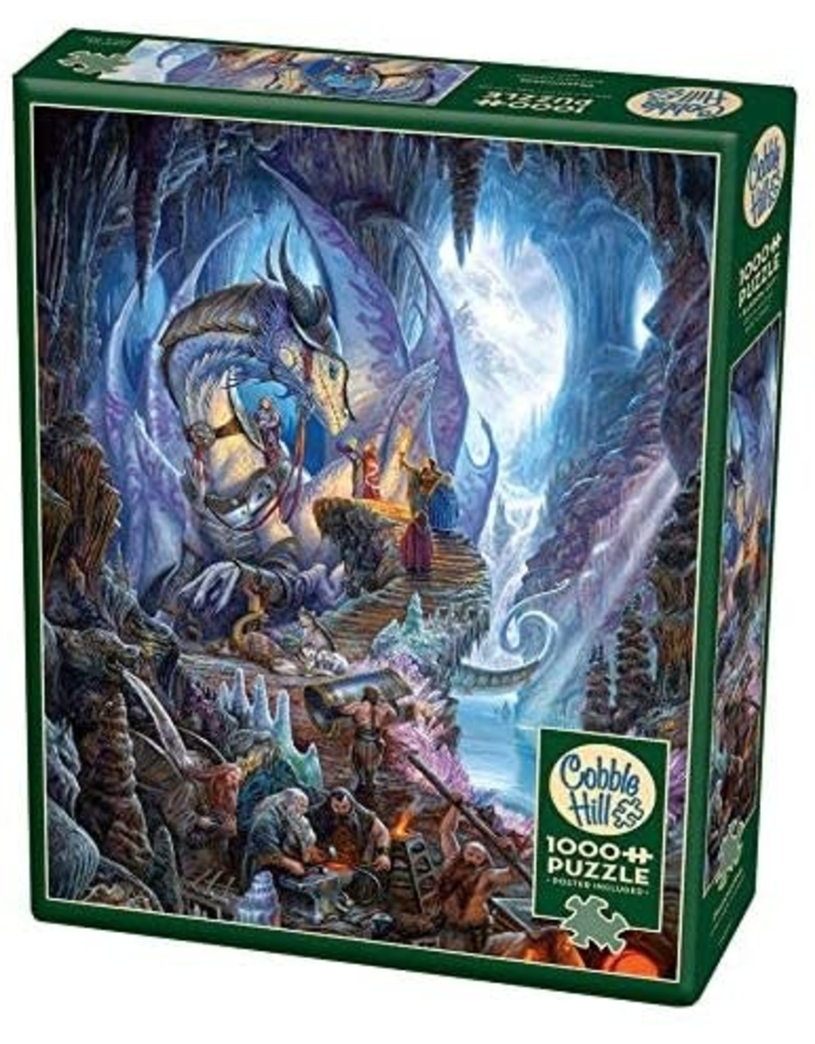 Cobble Hill Dragonforge 1000 pc