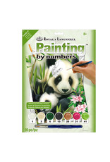 Royal & Langnickel Paint by Number: Panda and Baby