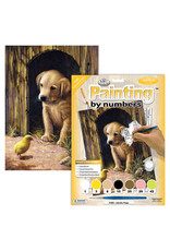 Royal & Langnickel Paint by Number: Labrador Puppy