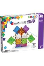 Magna-Tiles Magna-Tiles X FreeStyle 40pc