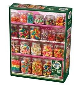 Cobble Hill Candy Shelf 500 pc