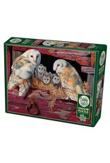 Cobble Hill Barn Owls 1000pc
