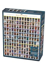 Cobble Hill Doctor Who - Episode Guide 1000pc