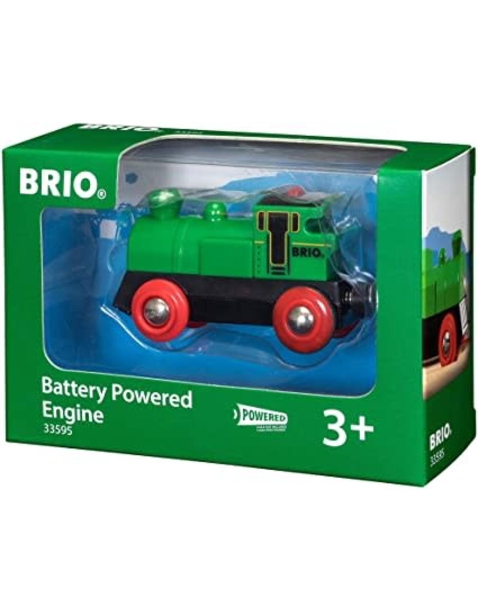 Brio BRIO Battery-Powered Engine