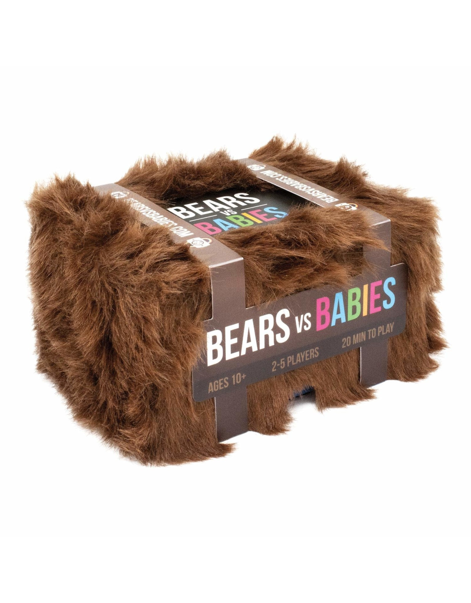 Exploding Kittens Bears vs Babies
