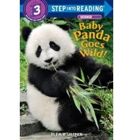 Step Into Reading Baby Pandas Go Wild!  S3