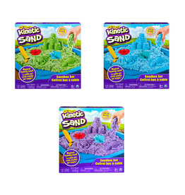 Kinetic Sand - Sandbox Set Assorted