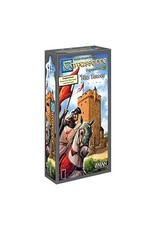 Z Man Games Carcassonne Expansion 4: The Tower