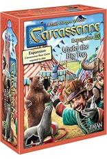 Z Man Games Carcassonne Expansion 10: Under the Big Top