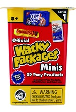 Wacky Packages Minis