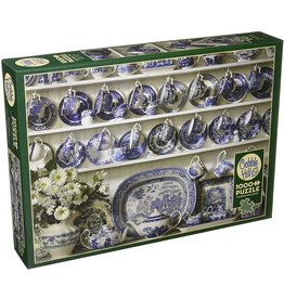 Cobble Hill China Hutch 1000 pc