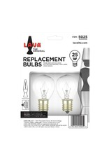 25W Lava Lamp Light Bulb