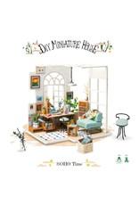 Robotime DIY House - SOHO Time