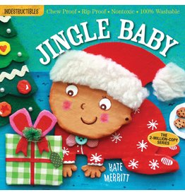 Indestructibles Book: Jungle Baby