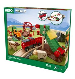 Brio BRIO Animal Farm Set