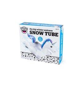 Big Mouth Toys Winter Unicorn Snow Tube
