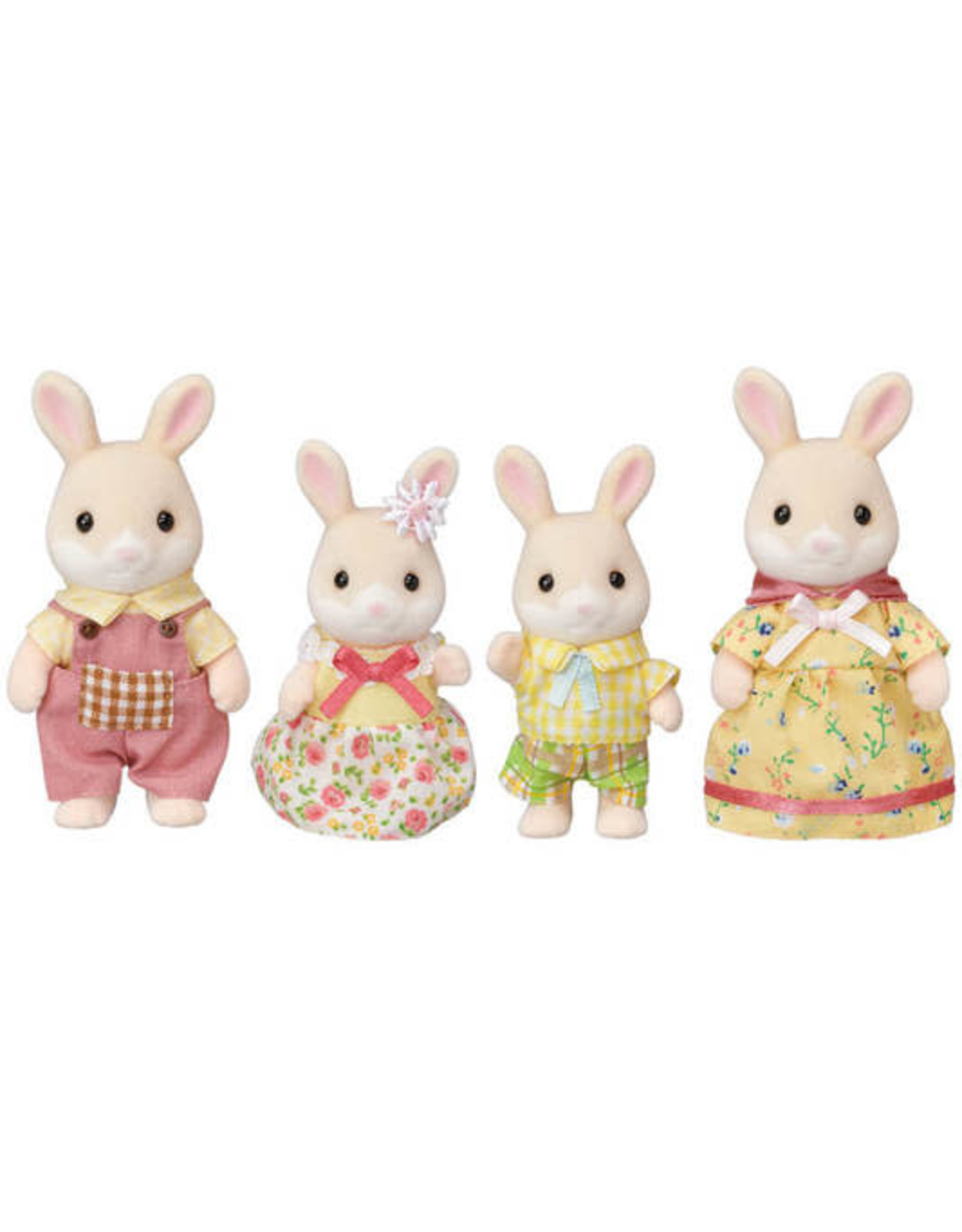 Calico Critters Calico Critters Marguerite Rabbit Family