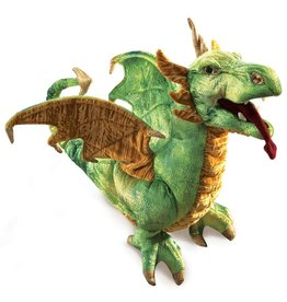 Folkmanis Folkmanis Wyvern Dragon Puppet