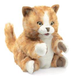 Folkmanis Folkmanis Orange Tabby Kitten Puppet