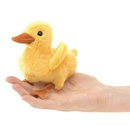 Folkmanis Folkmanis Mini Duckling Finger Puppet