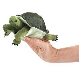 Folkmanis Folkmanis Mini Turtle Finger Puppet