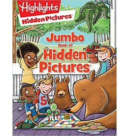 Highlights Highlights Jumbo Book of Hidden Pictures