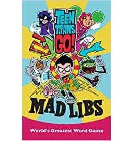 Mad Libs Teen Titans Go! Mad Libs