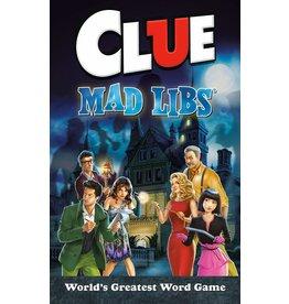 Mad Libs Clue Mad Libs