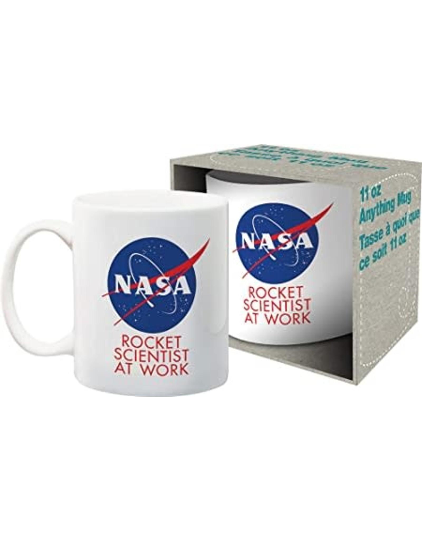 NASA Rocket Scientist Boxed Mug