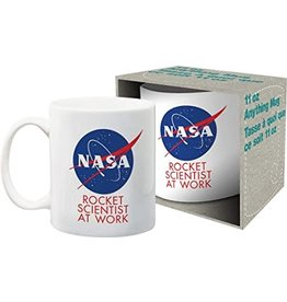NASA Rocket Scientist Boxed Mug