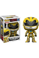 Funko Pop Vinyl Power Rangers Yellow