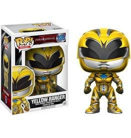 Funko Pop Vinyl Power Rangers Yellow