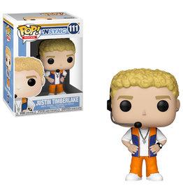 Funko POP Music NSYNC Justin Timberlake