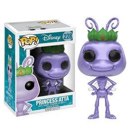 Funko Pop Vinyl Bug's Life Princess Atta