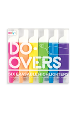 Ooly Do Over Highlighters - Set of 6