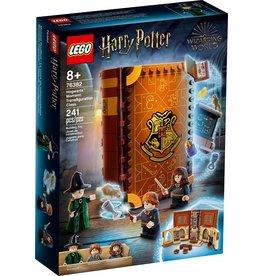Lego Hogwarts Moment: Transfiguration Class