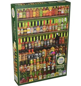 Cobble Hill Hot Hot Sauce 1000pc