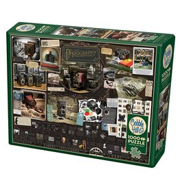 Cobble Hill History of Photography 1000pc