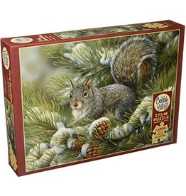 Cobble Hill Gray Squirrel 275 pc