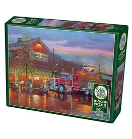 Cobble Hill Big Red 1000pc