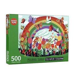 Pollinator Playground 500 pc Puzzle