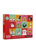 All Dogs are Good Dogs 500 pc