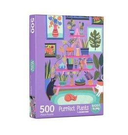 Purrfect Plants 500pc