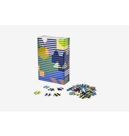 Dusen Dusen Pattern Puzzle - Lenticular 500pc
